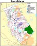 thumbnail of Carver open space map