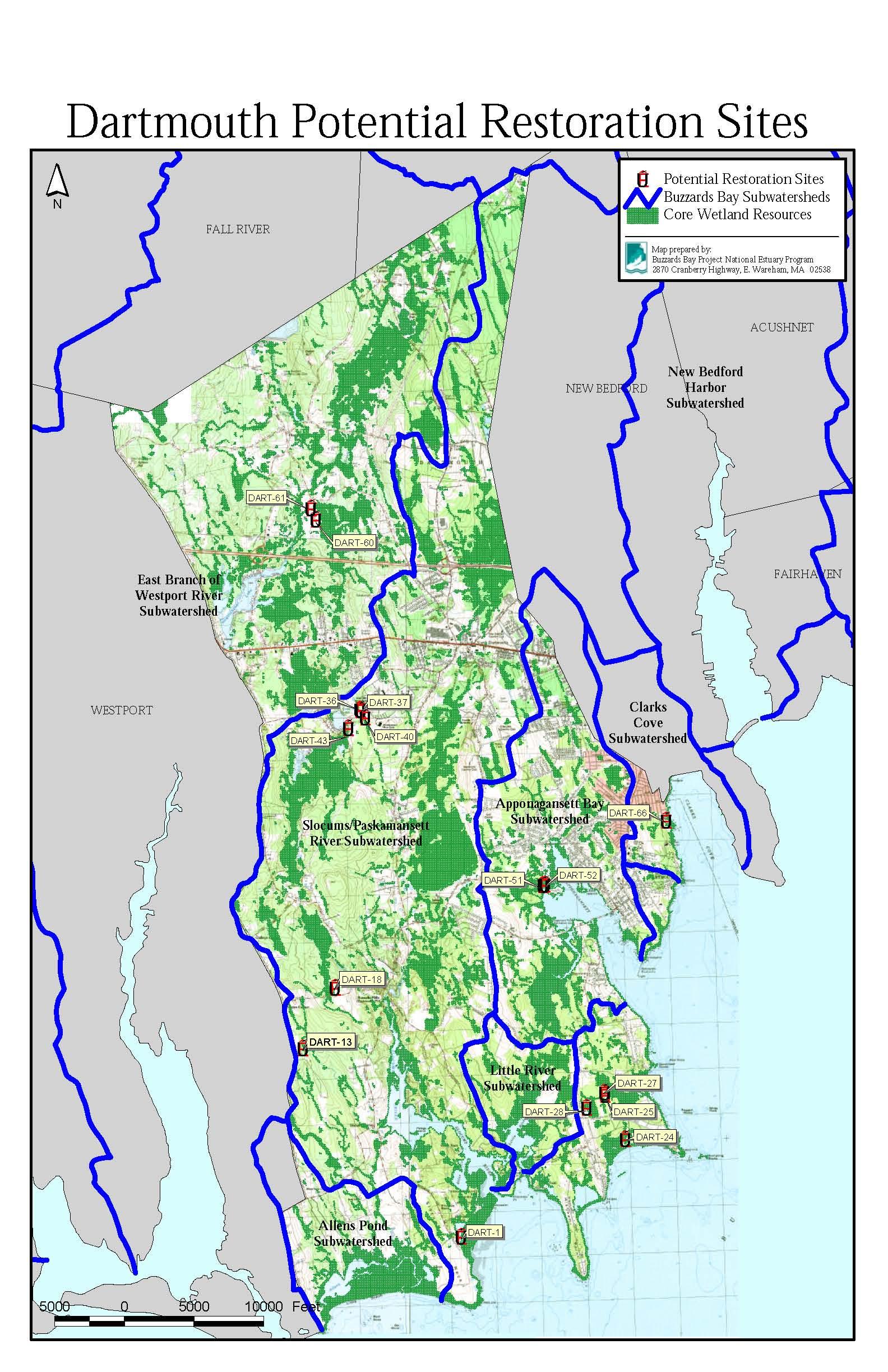 Dartmouth - Buzzards Bay National Estuary Program
