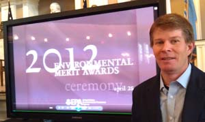 EPA 2012 Environmental Merit Award