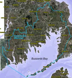 buzzards Bay Study Area