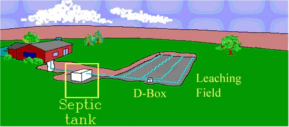 Image result for conventional septic system
