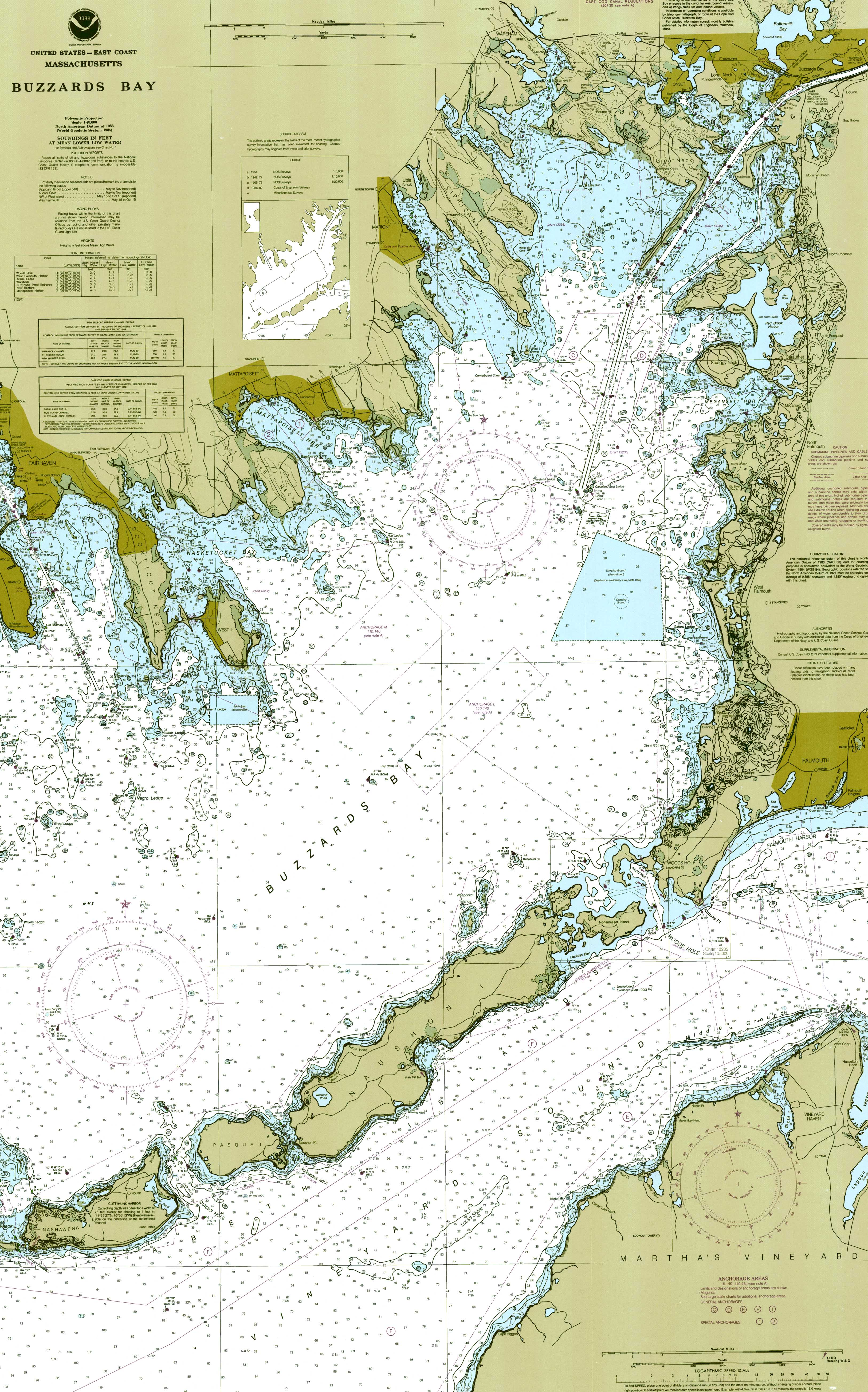 Nautical charts buzzards bay national estuary program click here to open a screensize 48 wide x 62 tall version 23 mb version of this map geenschuldenfo Gallery